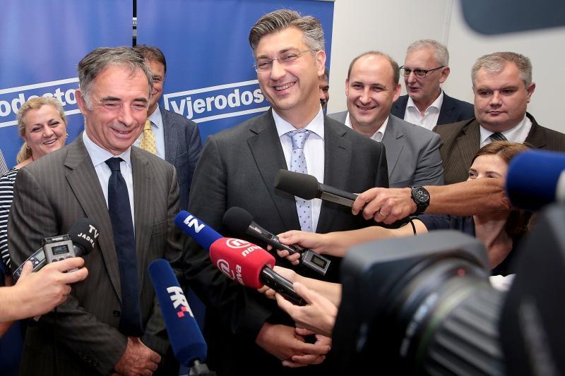 Image result for plenković pupovac