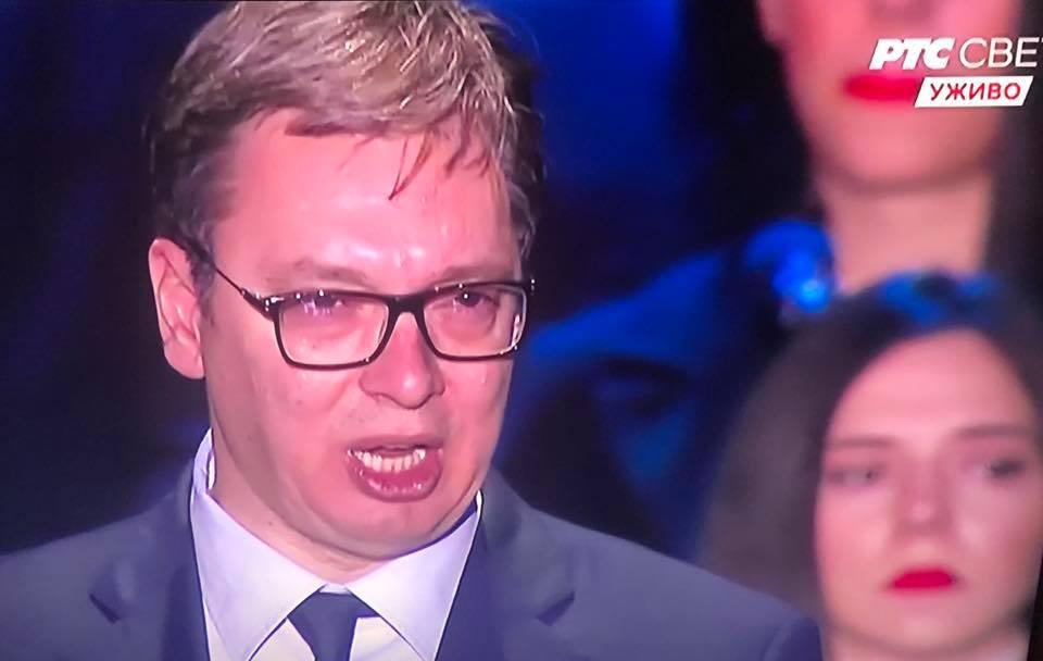 Pupovac je samo slušao: Dodik Hrvate nazvao neprijateljima, Vučić 'Oluju' usporedio s Jasenovcem