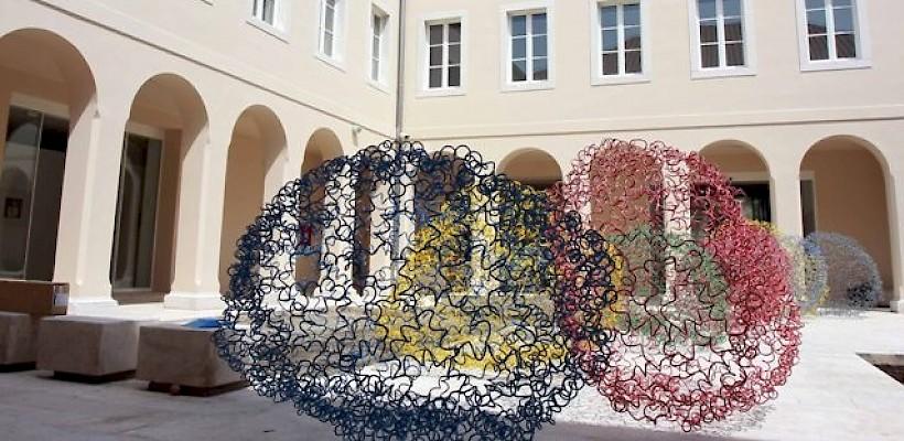 Predstavljanje umjetnosti u javnom prostoru