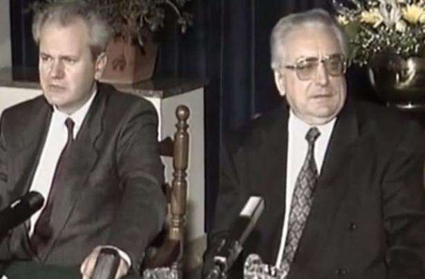 Nisu Tuđman i Milošević dogovorili podjelu BiH u Krađorđevu, to je učinila međunarodna zajednica u Daytonu