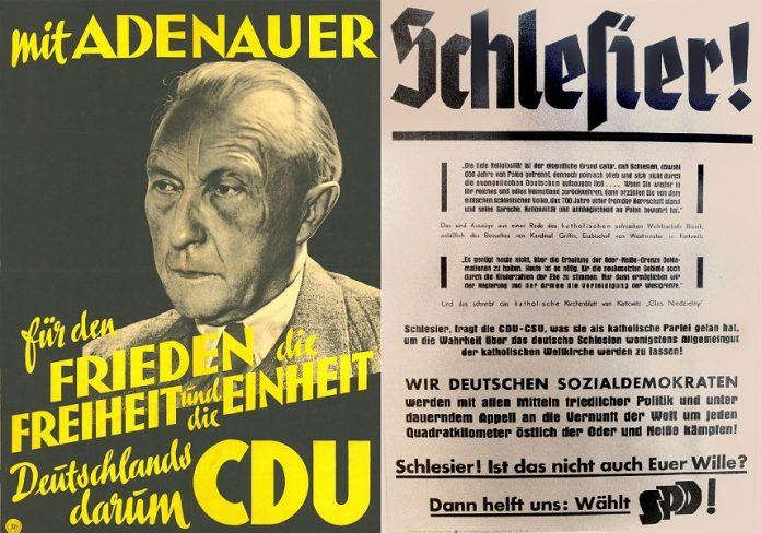 Formirana prva vlada Savezne Republike Njemačke (1949.)