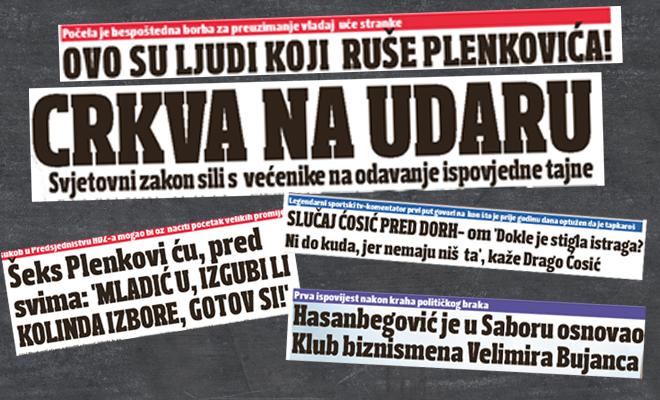 HDZ-ov moćnik Šeks oštro Plenkoviću: 'Mladiću, izgubi li Kolinda izbore, gotov si!'