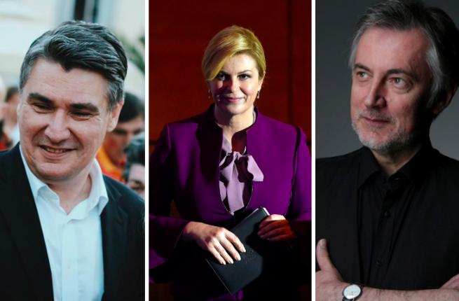 Kolinda i Škoro dobili najveću kritiku do sada! Jaroslav Pecnik: 'Jedino se Milanović ponaša kao političar'!